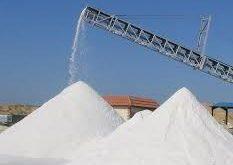 بنتونیت صنعتی میکرونیزه سدیم کلسیم